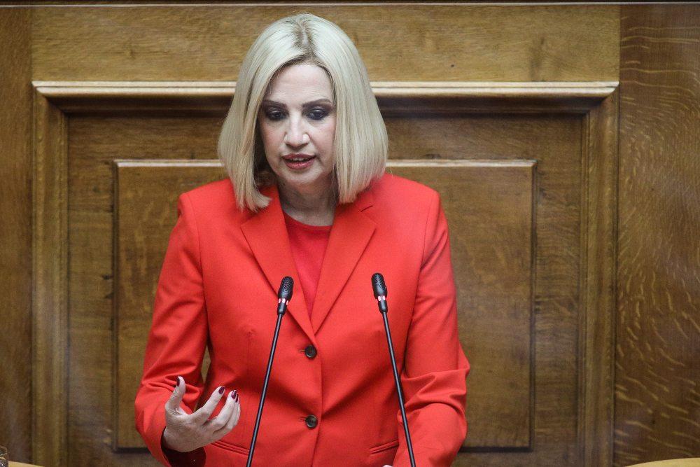 """Γεννηματά: """"Η Θεσσαλονίκη δεν έχει ανάγκη από πεταμένα λεφτά που σπέρνουν την απογοητεύση"""""""