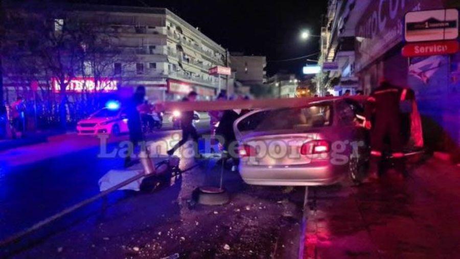 Τραγωδία στη Λαμία: Νεκρή 36χρονη μητέρα – Υπέστη ανακοπή στο τιμόνι – Σε σοκ τα δύο της παιδιά – ΒΙΝΤΕΟ – ΦΩΤΟ