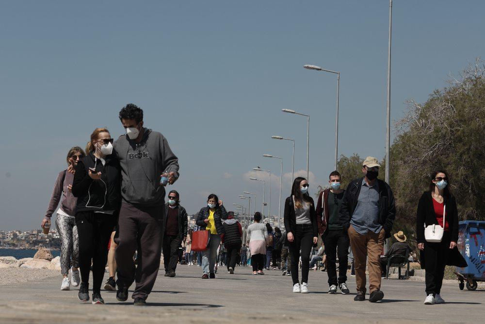 Κορονοϊός: 1.400 κρούσματα – 816 διασωληνωμένοι – 57 θάνατοι