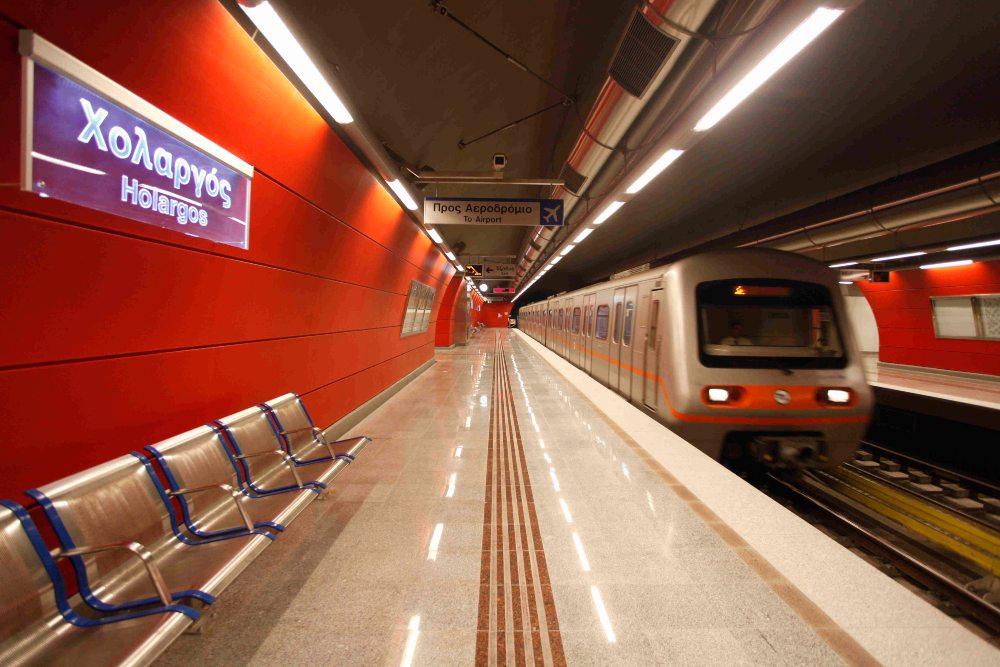 Νεκρός και ο άνδρας που έπεσε στις γραμμές του Μετρό στον Χολαργό