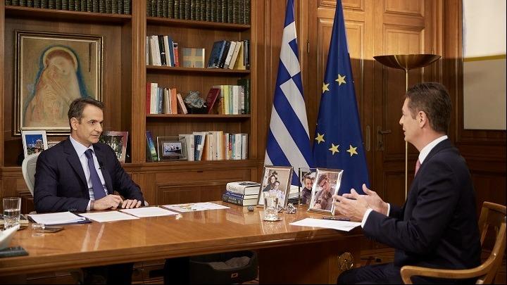 Μητσοτάκης: Η συνάντηση με τον Ερντογάν δεν θα αργήσει – Αυτό που θα συμβεί στην οικονομία, θα μοιάζει με τέλος πολέμου /ΒΙΝΤΕΟ