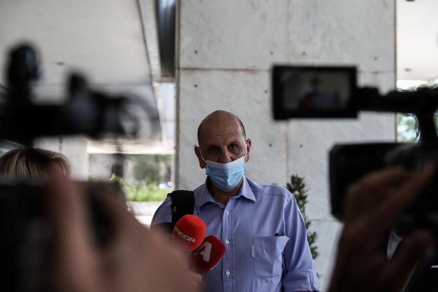 Σ. Μιωνής: Ο Παπαγγελόπουλος είναι κεντρικό πρόσωπο της ομάδας εκβίασής μας – Δεν έχει εμπλοκή ο Παππάς – Τί απαντά ο πρώην αν. υπουργός
