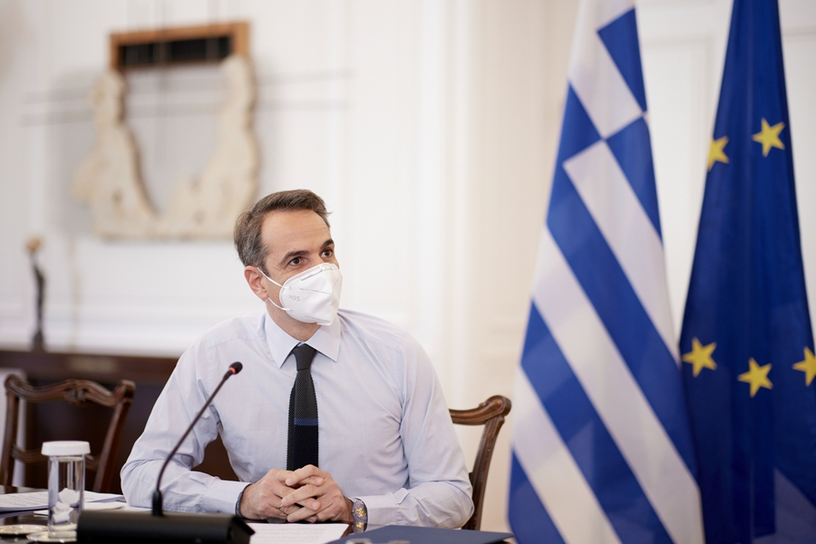 Μητσοτάκης: Η Ελλάδα έσπασε το φράγμα των 5.000.000 εμβολιασμών – 1.810.000 πολίτες πλήρως εμβολιασμένοι – ΒΙΝΤΕΟ