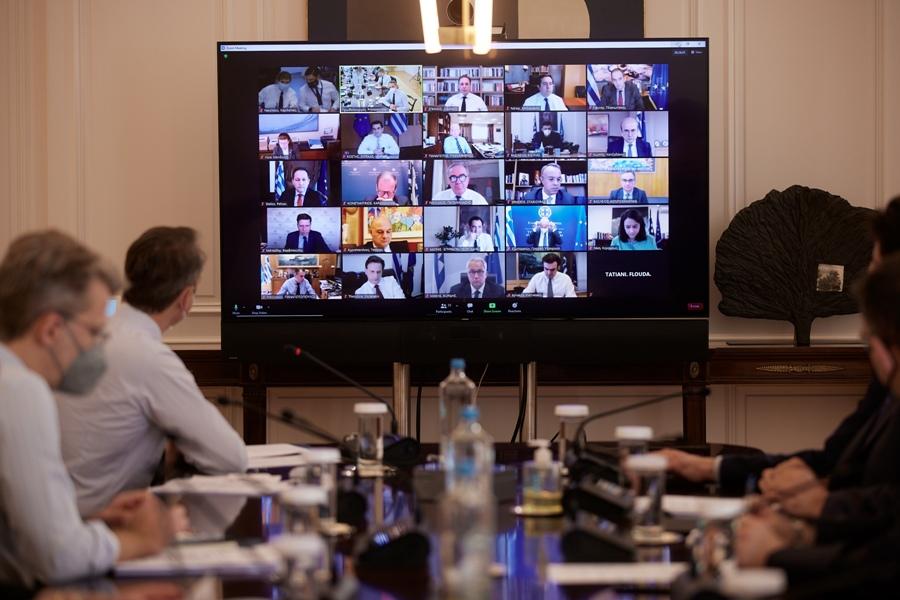 Υπουργικό Συμβούλιο-Ο Τσιάρας παρουσιάζει ν/σ για τις αλλαγές στον Π.Κ