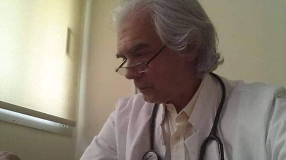 """Θρήνος για τον θάνατο πνευμονολόγου του Θριάσιου – """"Παρέμεινε στις επάλξεις μέχρι την τελευταία του πνοή"""""""