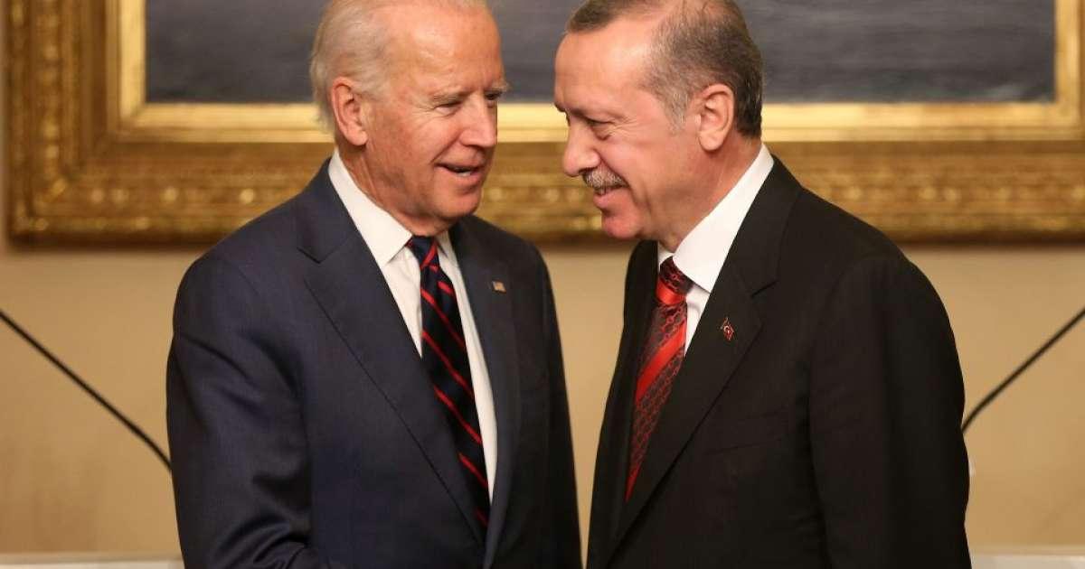 Έγινε το τηλεφώνημα Μπάιντεν – Ερντογάν – Συμφώνησαν να βρεθούν στη Σύνοδο του ΝΑΤΟ