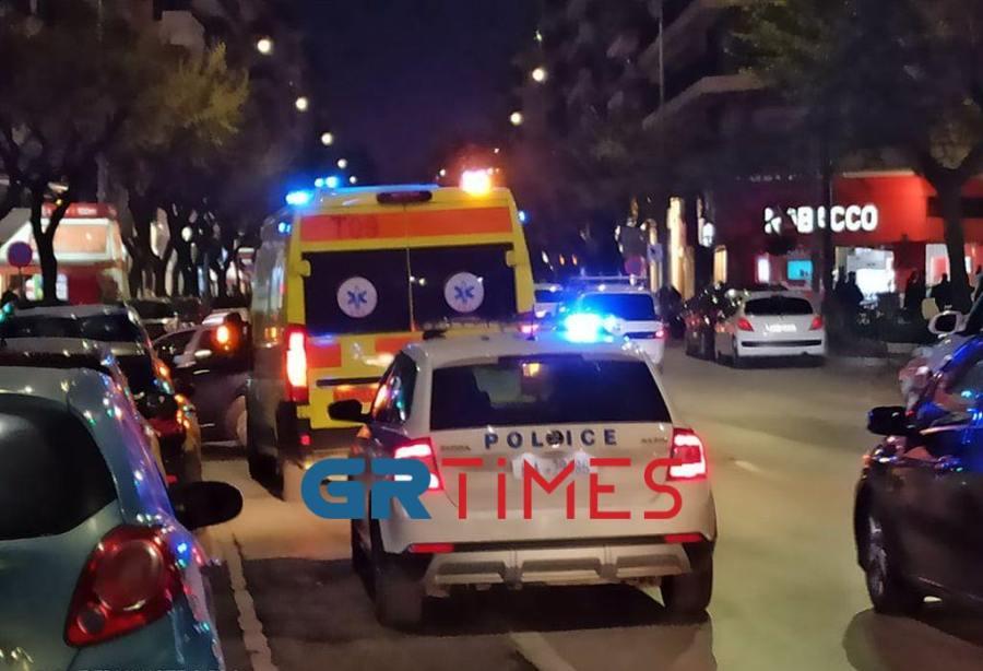 Νέο οπαδικό επεισόδιο στη Θεσσαλονίκη: Ένας νεαρός τραυματίας – Μεταφέρθηκε στο νοσοκομείο – ΒΙΝΤΕΟ – ΦΩΤΟ