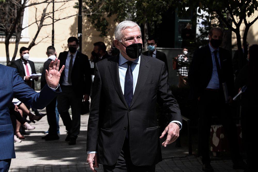 Στην ανακρίτρια ξανά ο Γιάννος Παπαντωνίου για την υπόθεση των φρεγατών του Πολεμικού Ναυτικού – Έχει καταγγείλει πολιτική σκευωρία