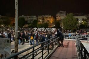 Θεσσαλονίκη: Τρεις συλλήψεις για κορονο-πάρτι