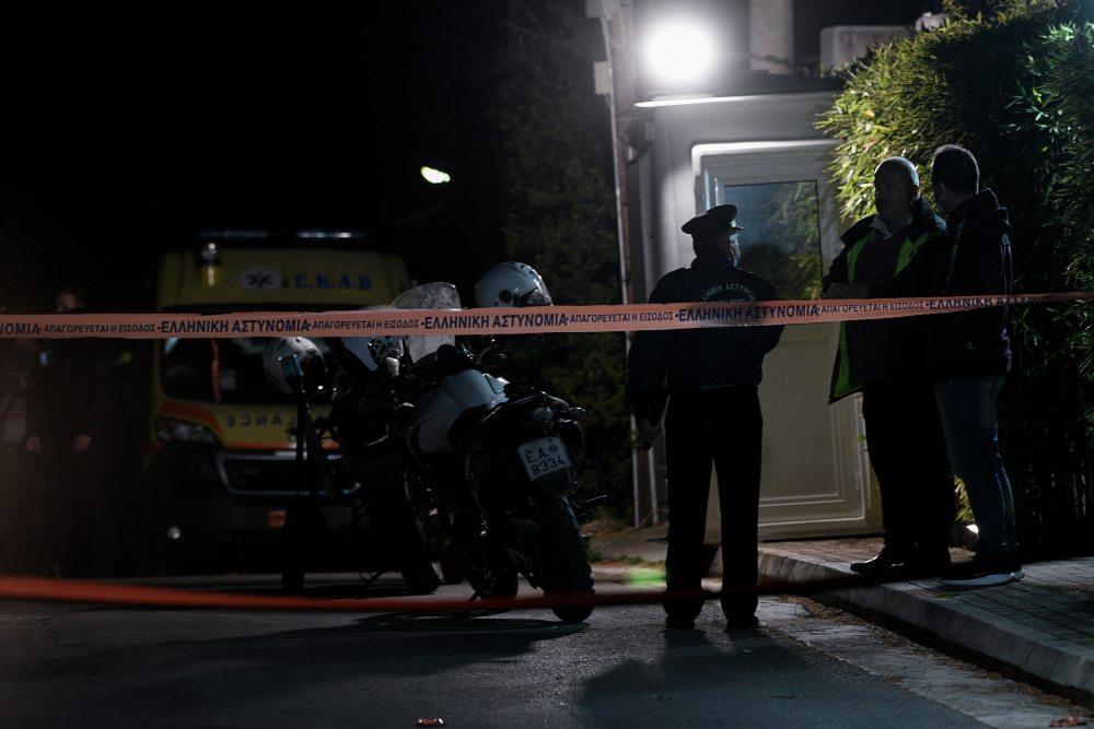 """Φουρθιώτης: Βίντεο – ντοκουμέντο από τη στιγμή που ο δράστης ανοίγει πυρ – """"Έπεσαν"""" επτά πυροβολισμοί – ΒΙΝΤΕΟ"""
