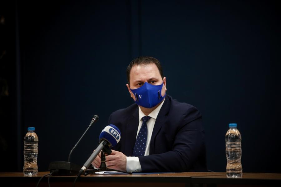 Σταμπουλίδης: Το Μάιο το πακέτο στήριξης στην εστίαση – ΒΙΝΤΕΟ