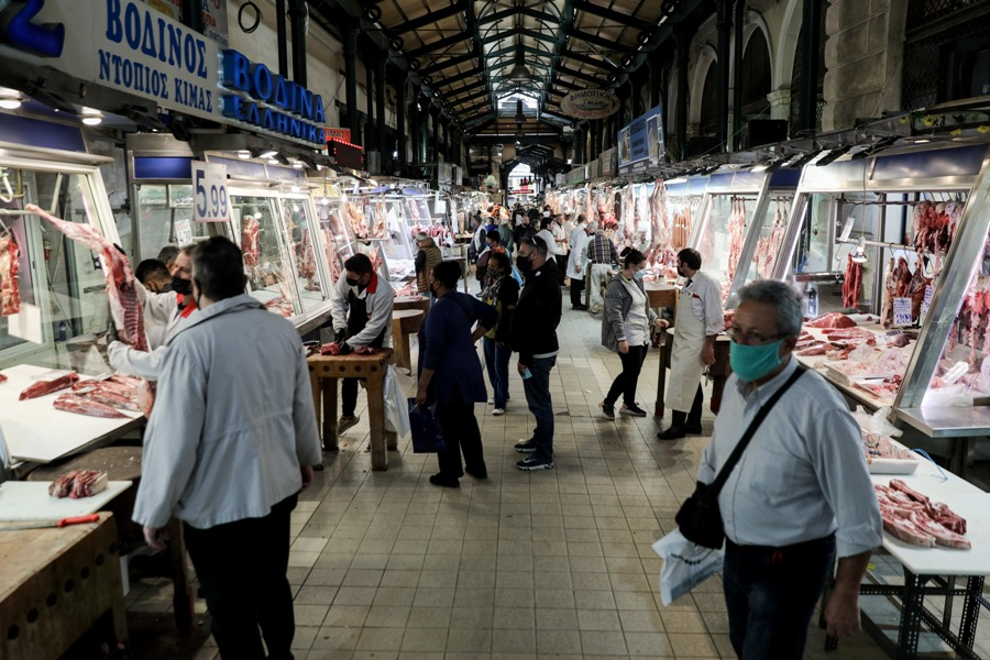 Έλεγχοι στην αγορά εν όψει Πάσχα: Πάνω από 4.400 μέσα σε 9 ημέρες – ΒΙΝΤΕΟ
