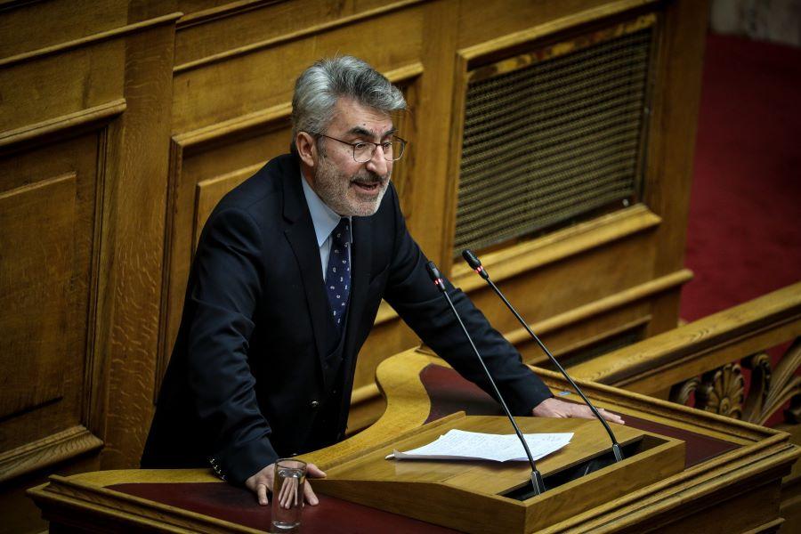 Ξανθόπουλος: Επίκαιρη ερώτηση για την «εξαφάνιση» 1.000 και πλέον δικογραφιών από την Εισαγγελία Πρωτοδικών Κέρκυρας