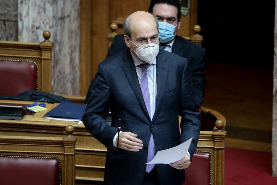 """Κ. Χατζηδάκης: """"Το εργασιακό νομοσχέδιο δεν καταργεί το 8ωρο"""" – Τί είπε για ρεπό, υπερωρίες – ΒΙΝΤΕΟ"""