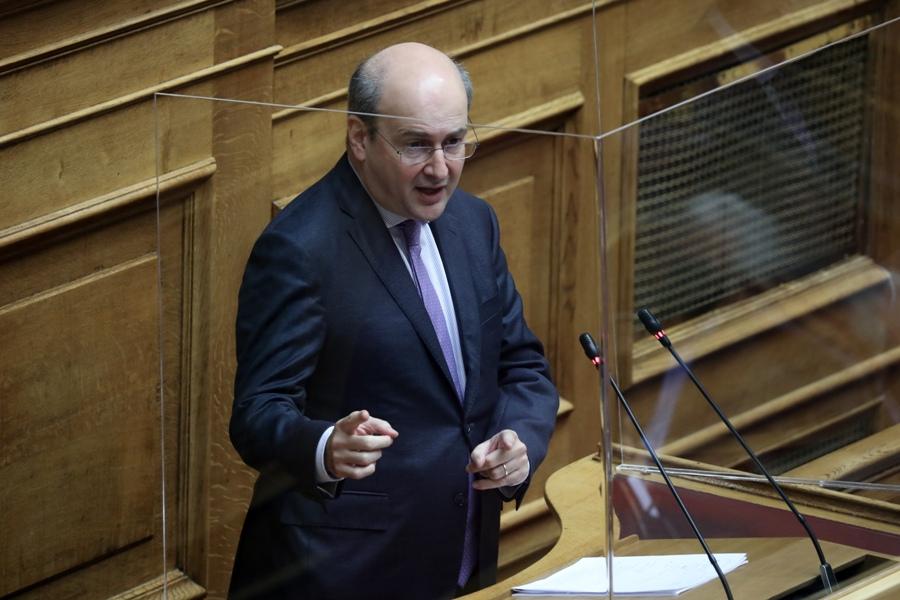 Χατζηδάκης: Ο ΣΥΡΙΖΑ είναι υπέρ της μαύρης εργασίας με όσα λέει για τις υπερωρίες /ΗΧΗΤΙΚΟ