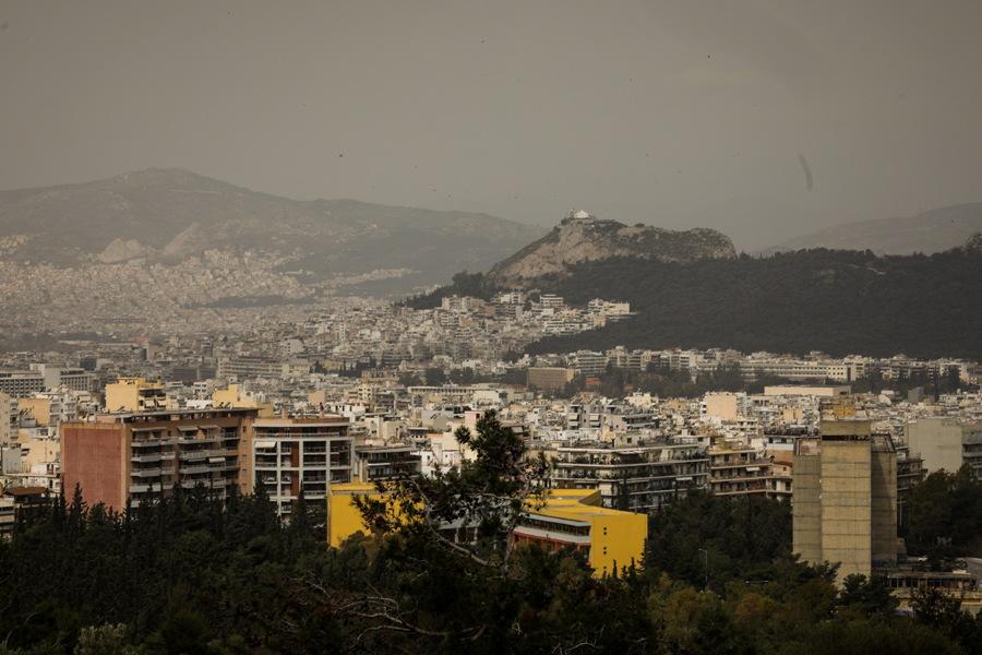 Ο καιρός σήμερα Πάσχα: Συννεφιά, υψηλές θερμοκρασίες και πολλή αφρικανική σκόνη – ΒΙΝΤΕΟ