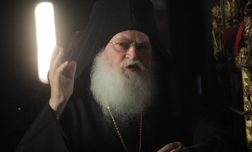 Στον Ευαγγελισμό ο ηγούμενος της Μονής Βατοπαιδίου Εφραίμ -Διαγνώστηκε με κορονοϊό