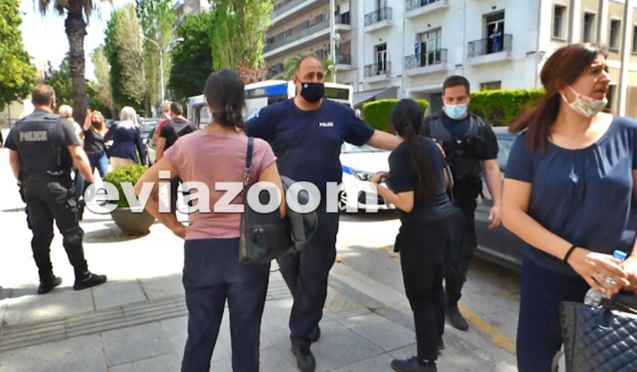 Χαλκίδα: Ένταση στη δίκη της δολοφονίας Χούπη στη Ριτσώνα – Τί αποφάσισε το Δικαστήριο – ΒΙΝΤΕΟ – ΦΩΤΟ