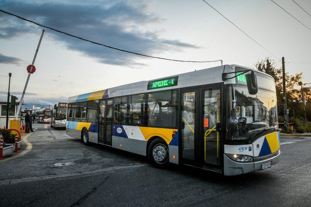 Σοκάρει ο ομαδικός ξυλοδαρμός και  η ληστεία σε βάρος οδηγού μέσα σε λεωφορείο