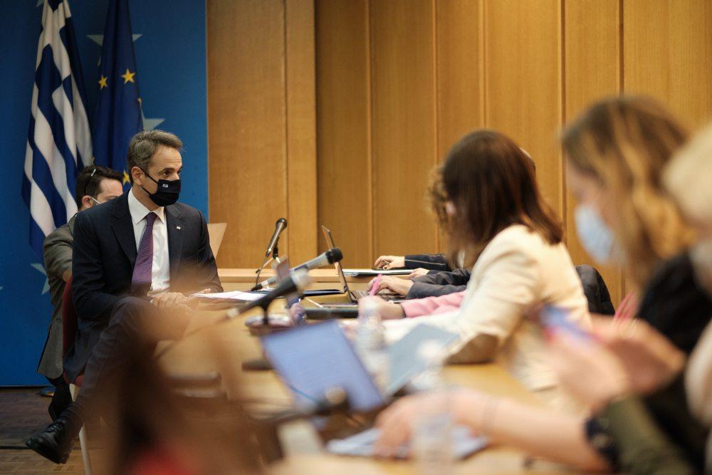 Κυρ. Μητσοτάκης: Το ευρωπαϊκό πιστοποιητικό να τεθεί σε εφαρμογή το συντομότερο δυνατόν με ενιαίους κανόνες