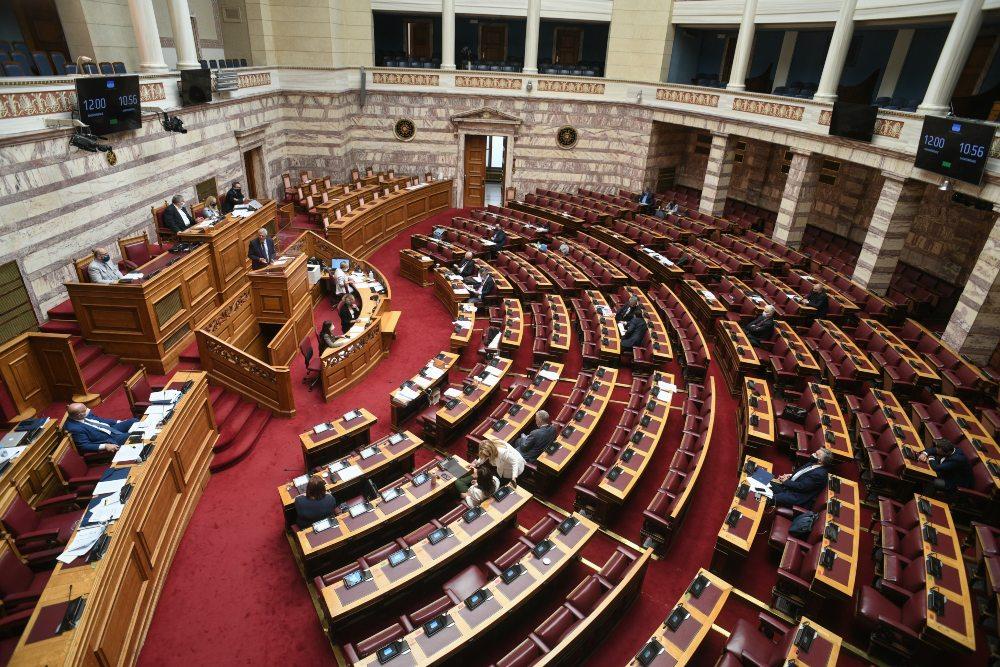Εσωτερικό Βουλή