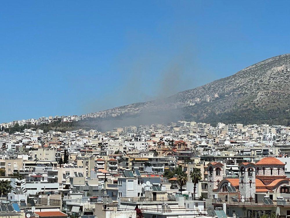 Πυρκαγια Αργυρούπολη