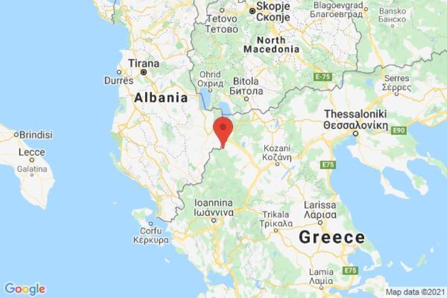 Ισχυρή σεισμική δόνηση στην Καστοριά: Αισθητή σε όλη τη Δυτική Μακεδονία