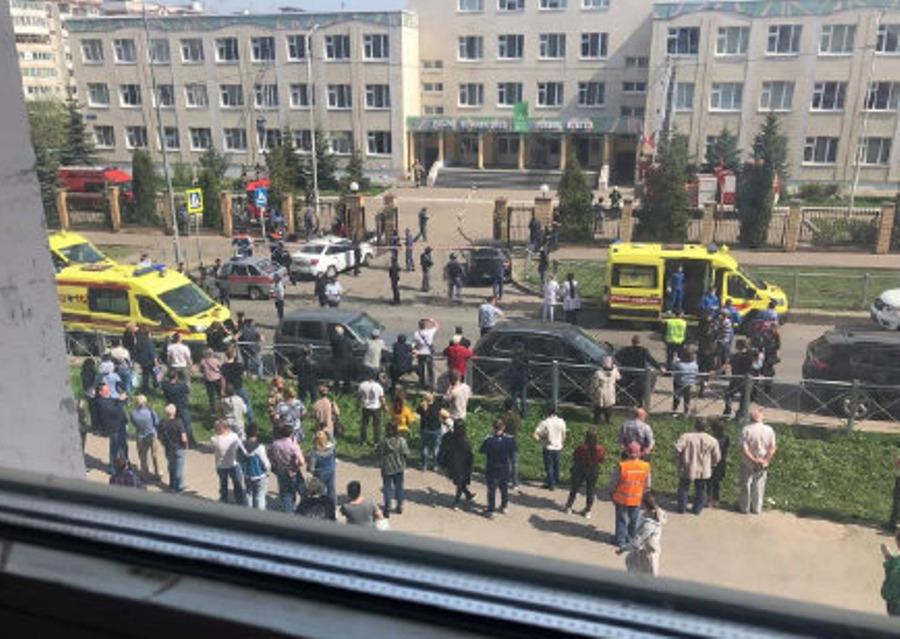 Μακελειό σε ένοπλη επίθεση σε σχολείο στη Ρωσία: Πηδούσαν από τα παράθυρα, για να σωθούν – ΒΙΝΤΕΟ – ΦΩΤΟ