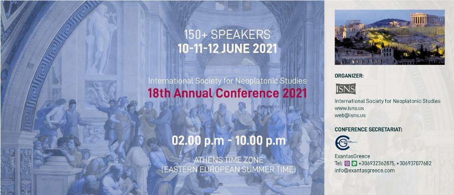 Συνέδριο για το Νεοπλατωνισμό: 156 ομιλητές από όλο τον κόσμο