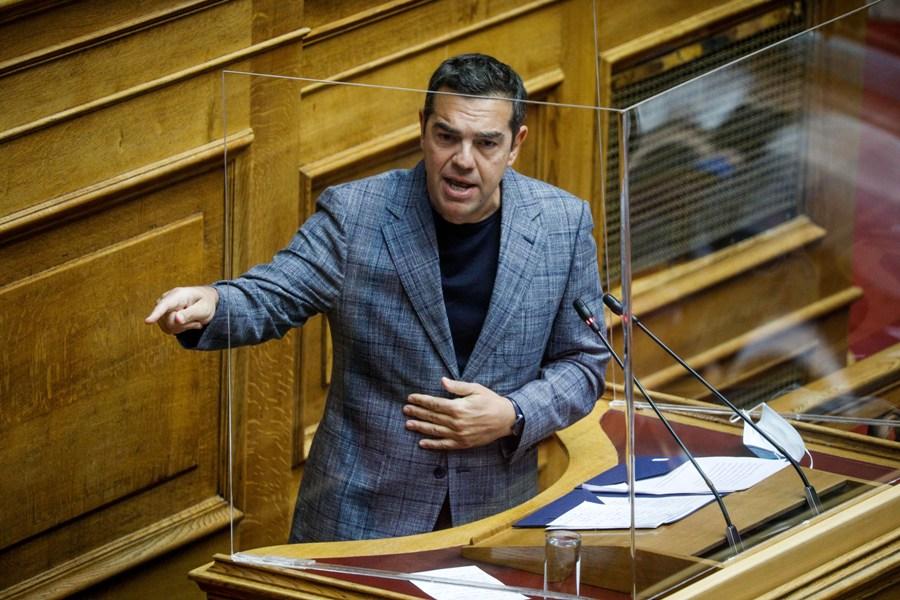 Επίκαιρη ερώτηση Τσίπρα στον πρωθυπουργό για τα οικονομικά της ΝΔ