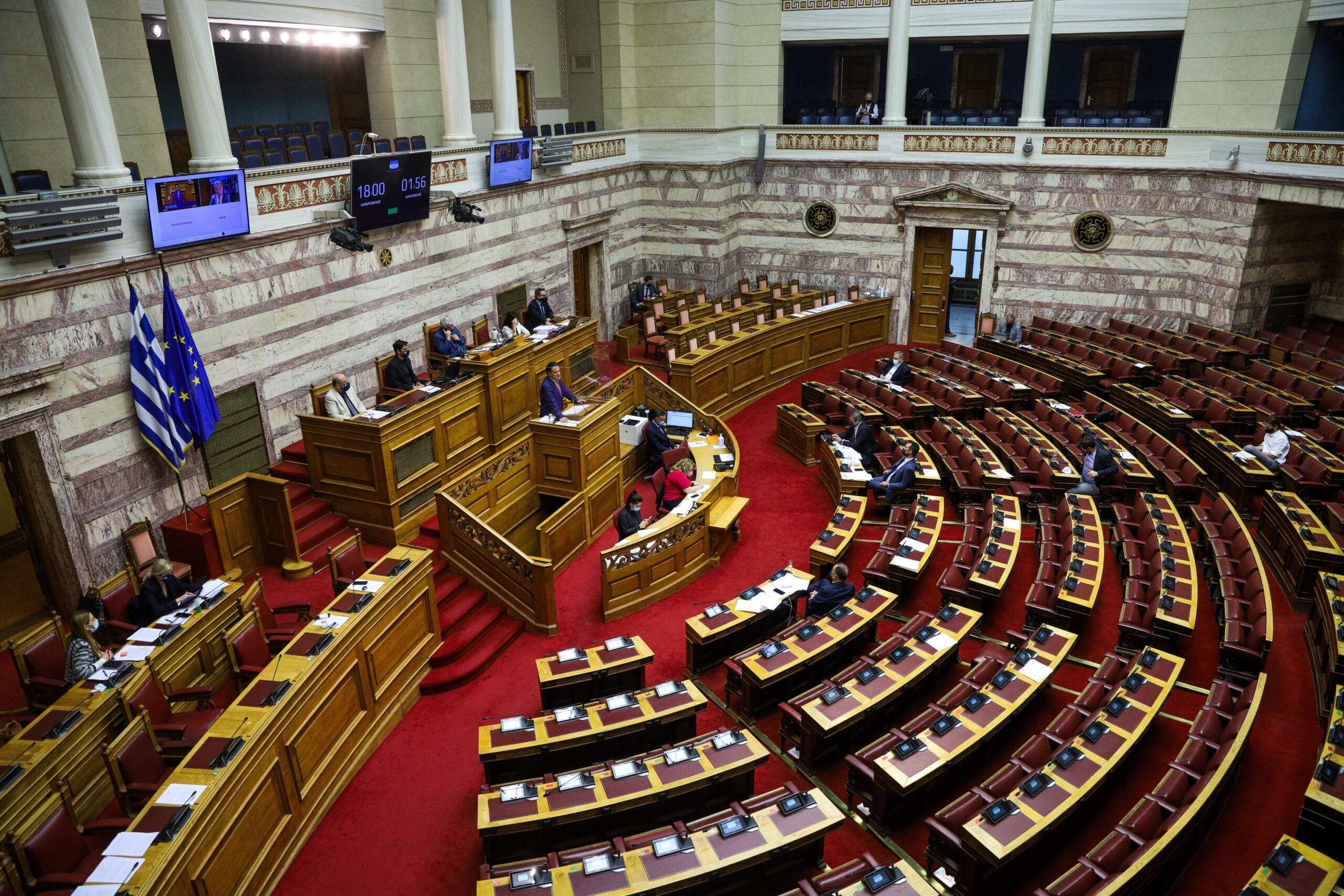 Ψηφίσθηκε το σχέδιο νόμου για την παραγωγή και εξαγωγή φαρμακευτικής κάνναβης