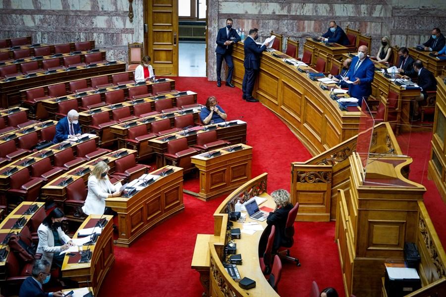 Live η συζήτηση στη Boυλή για τη Συνεπιμέλεια: Δύο συνεδριάσεις, εάν χρειαστεί – Ένσταση αντισυνταγματικότητας από το ΜέΡΑ25