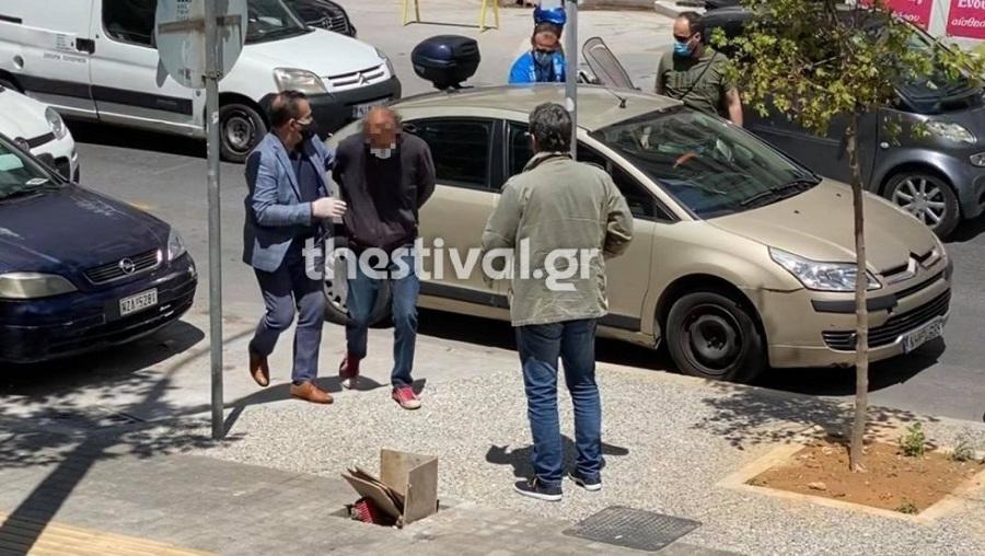 """Θεσσαλονίκη: Ελεύθερος μετά από αναβολή ο 56χρονος που κατηγορείται για παρενόχληση ανήλικης – """"Ήταν χοντροκομμένο καμάκι"""" – ΒΙΝΤΕΟ"""
