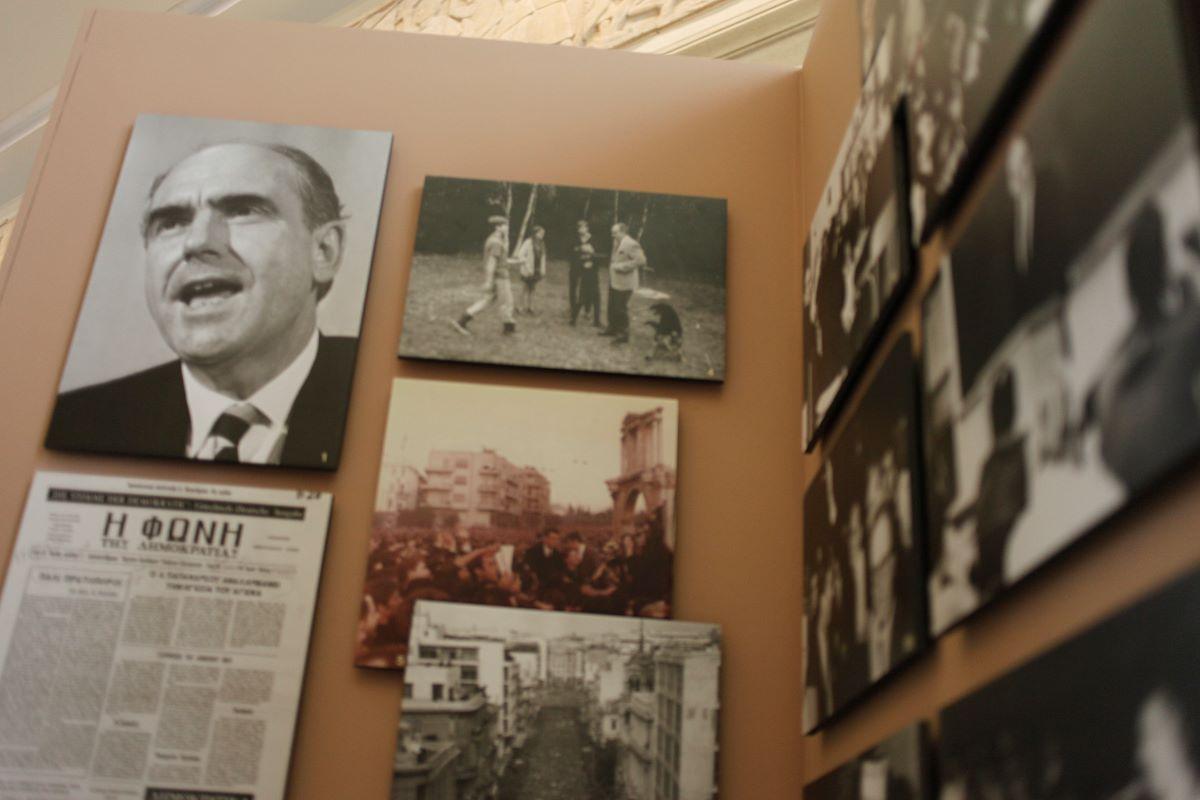 25 χρόνια από τον θάνατο του Α. Παπανδρέου: Η ανάρτηση Γεννηματά