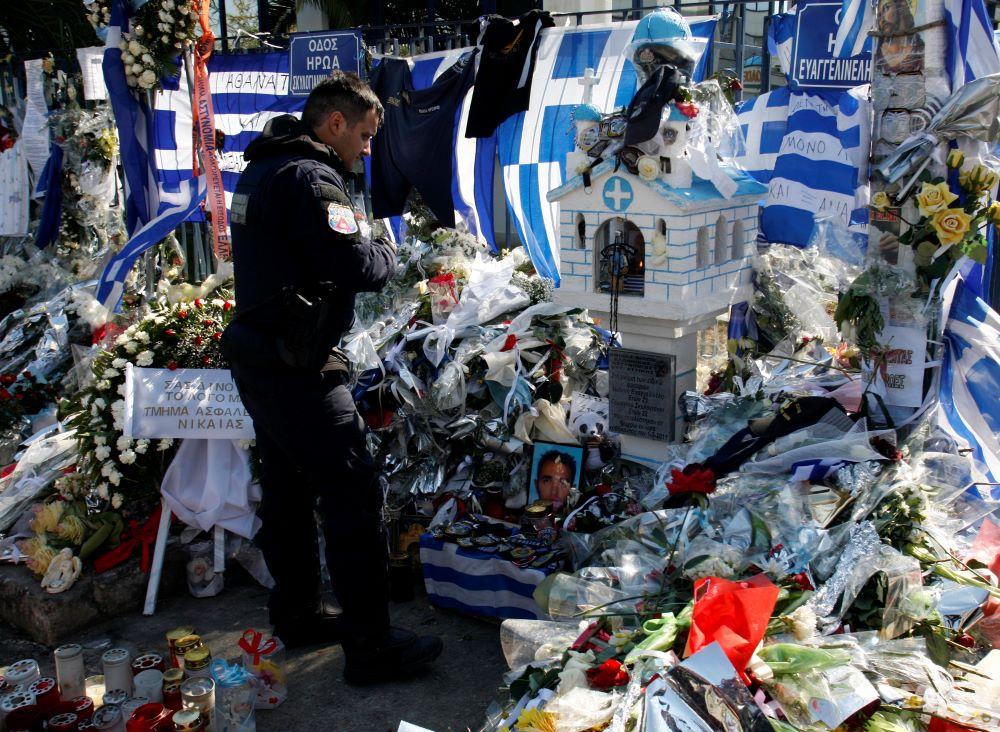Νεκροί αστυνομικοί στου Ρέντη:Δικαιοσύνη-Δημόσιο δε δίνουν αποζημίωση