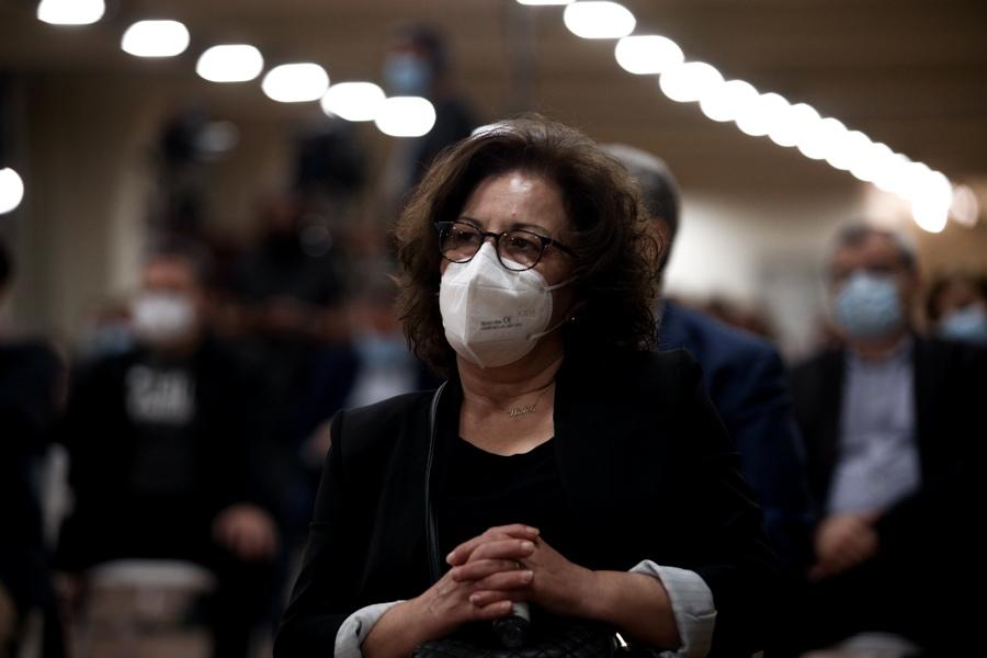 Μάγδα Φύσσα: Ψευδείς οι δηλώσεις Βελόπουλου περί αποζημίωσης 800.000 ευρώ για τη δολοφονία του Παύλου – Επιστολή προς τον πρόεδρο της Βουλής να λάβει μέτρα