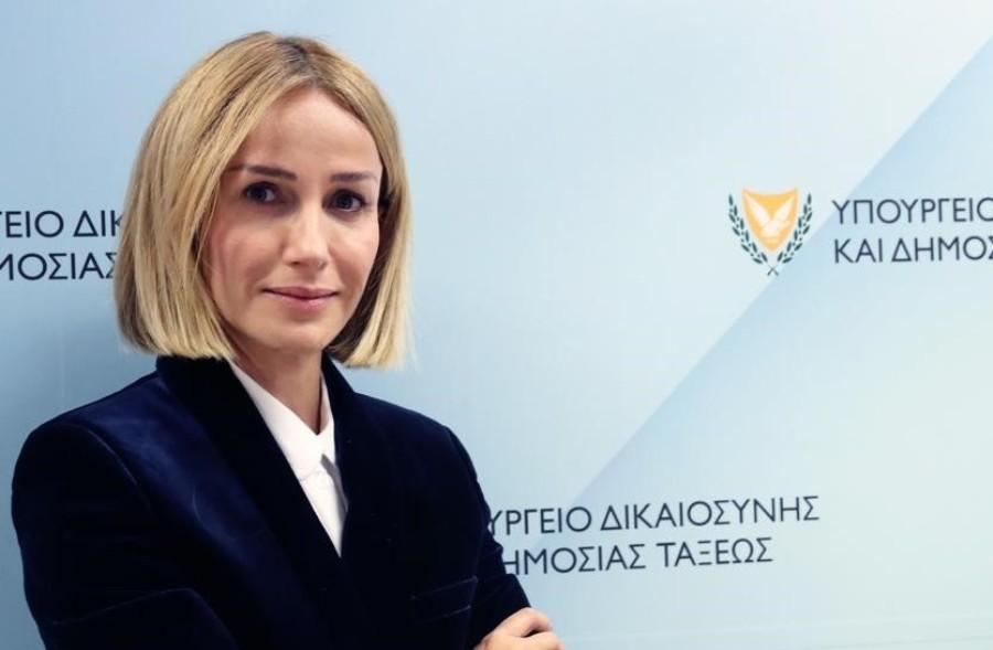 Κύπρος: Παραιτήθηκε η υπουργός Δικαιοσύνης – Πολιτικό διαζύγιο Αναστασιάδη – Γιολίτη – ΒΙΝΤΕΟ