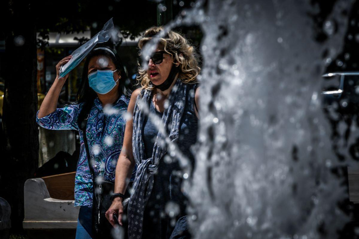 """Έρχεται καύσωνας διαρκείας – 44άρια θα """"χτυπήσει"""" το θερμόμετρο – Η προειδοποίηση Καλλιάνου"""