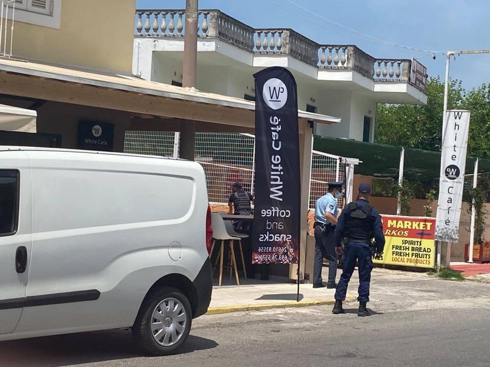Πυροβολισμοί στην Κέρκυρα - Έγκλημα με δύο νεκρούς