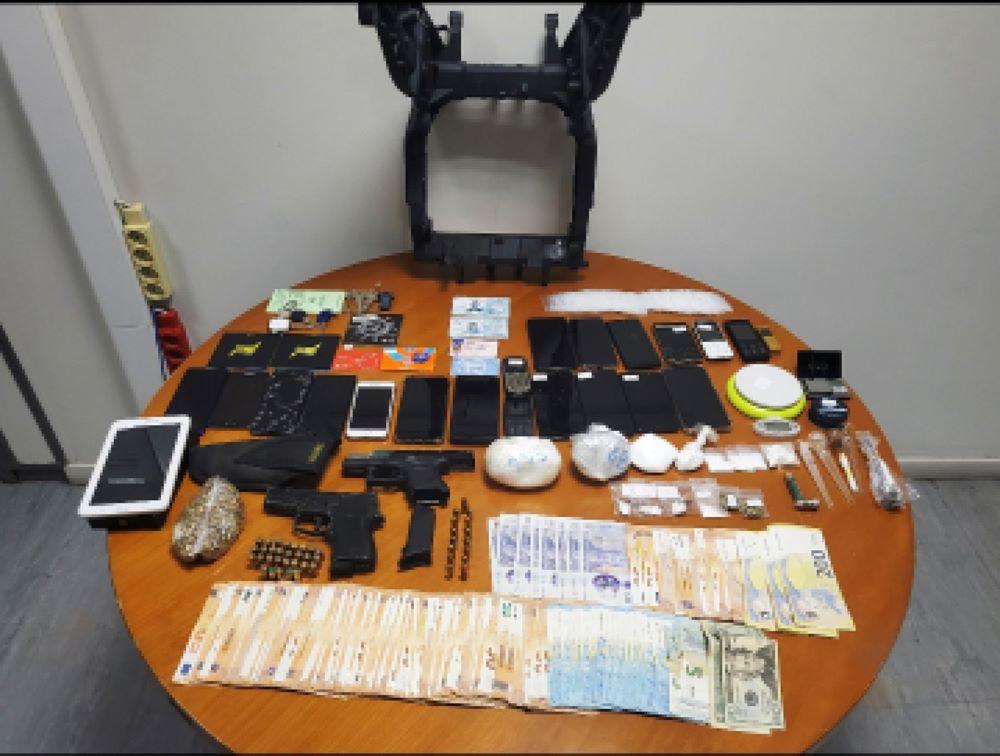 Πώς δρούσε το κύκλωμα της κοκαΐνης που εξαρθρώθηκε σε Μύκονο και Αθήνα – Ντοκουμέντα – ΒΙΝΤΕΟ – ΦΩΤΟ