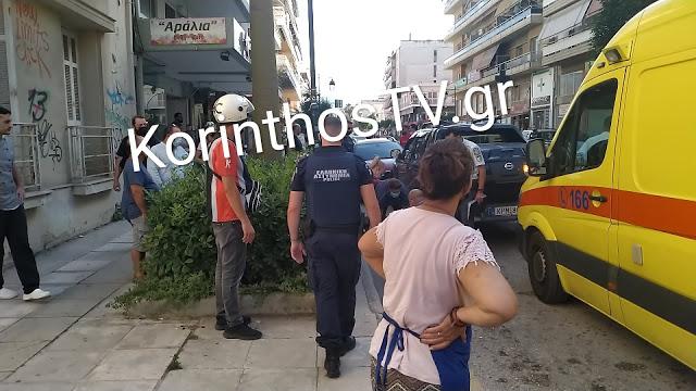 Κόρινθος: Αστυνομικός έσωσε τη ζωή άνδρα που έπαθε κρίση επιληψίας ενώ οδηγούσε – ΒΙΝΤΕΟ – ΦΩΤΟ