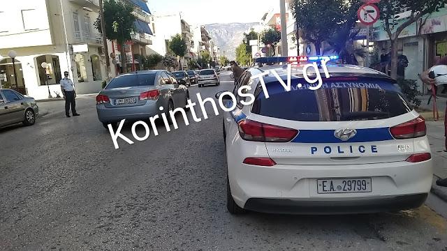 Κόρινθος: Αστυνομικός έσωσε τη ζωή άνδρα που έπαθε κρίση επιληψίας