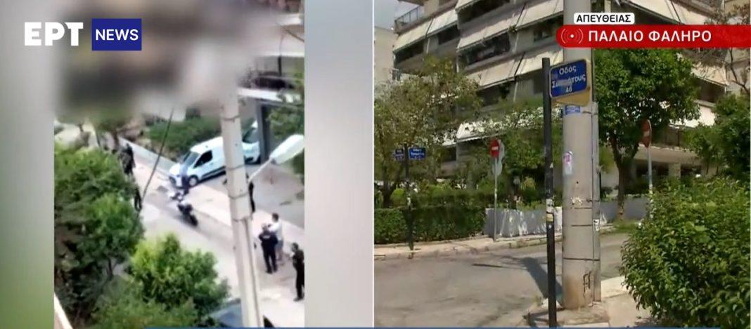 Παλαιό Φάληρο: Ένοπλη ληστεία σε σούπερ μάρκετ – Πώς συνελήφθη ο κακοποιός – ΒΙΝΤΕΟ
