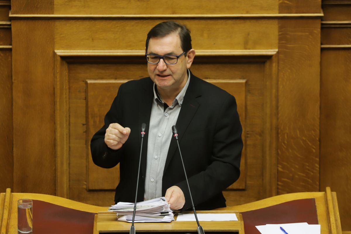 Γιάννενα-Απεργία: Χτύπησαν τον πρώην βουλευτή του ΣΥΡΙΖΑ Χ. Μαντά