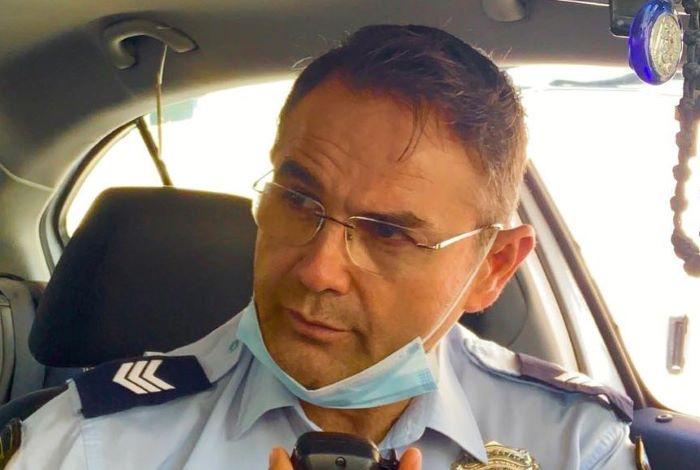 Σταύρος Μπαλάσκας:Επίθεση με μπογιές στο σπίτι του συνδικαλιστή ΕΛΑΣ