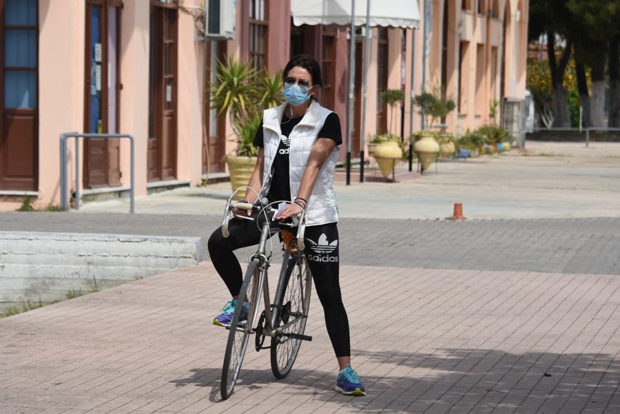 Οι ποδηλάτες δεν χρειάζεται να φοράνε μάσκα – Η παρέμβαση του Συνηγόρου του Πολίτη