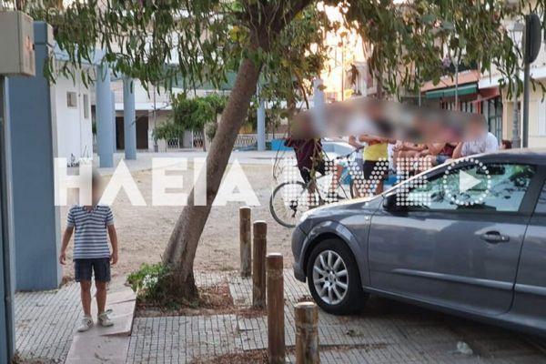 Πύργος: Άνδρας απείλησε με καραμπίνα παιδιά γιατί τον ενοχλούσαν που έπαιζαν – ΦΩΤΟ