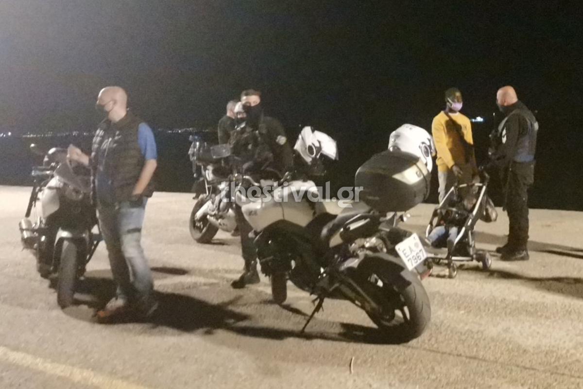 Θεσσαλονίκη: Εγκατέλειψαν το βρέφος τους για να γλιτώσουν τη σύλληψη