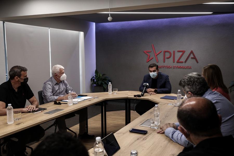 Τσίπρας σε ΑΔΕΔΥ: Η κυβέρνηση θέλει να πείσει ότι η πληρωμή με ρεπό είναι στροφή προς το μέλλον – ΒΙΝΤΕΟ