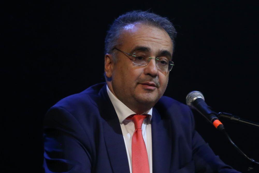 Δημήτρης Βερβεσός - Πρόεδρος ΔΣΑ